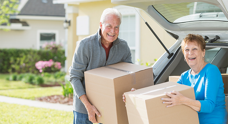 Baby Boomers are Downsizing, Are You Ready to Move, Sacramento CA?